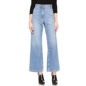 Rachel Comey Bishop Wide Leg Jeans